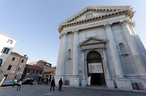 San Barnarba church Venice