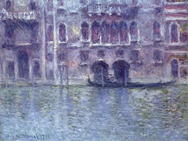 Claude Monet Venice