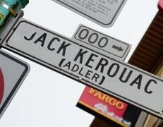 Jack Kerouac and John Steinbeck on the Californian Coast