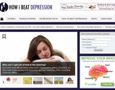 How I Beat Depression