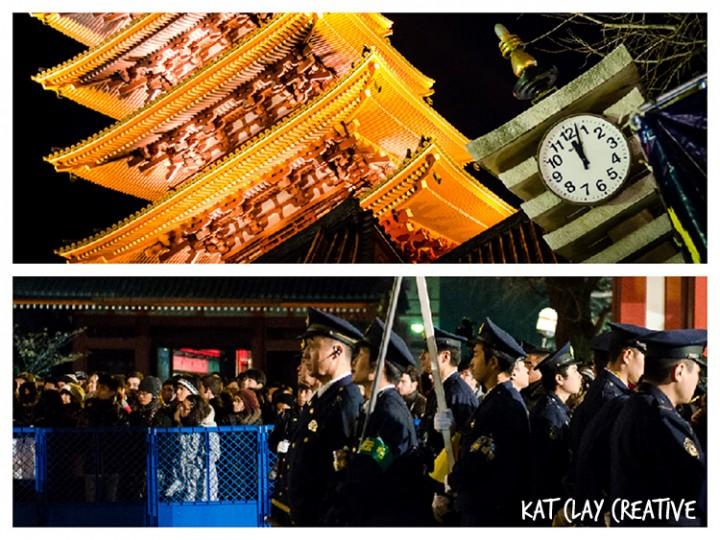 new year tokyo