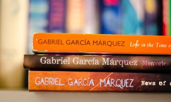 Gabriel Garcia Marquez novels