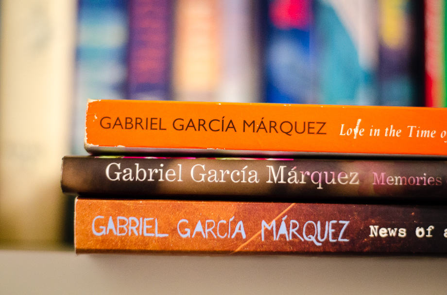 a biography of gabriel garcia marquez a south american writer Gabriel garcia marquez colombian author gabriel garcia marquez began his career as a journalist for a series of liberal south american newspapers in the late 1940's.