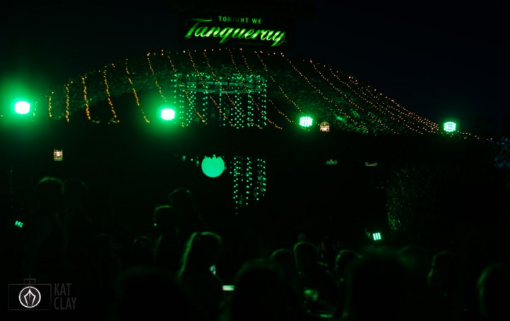 tanqueray pavillion at the night noodle markets