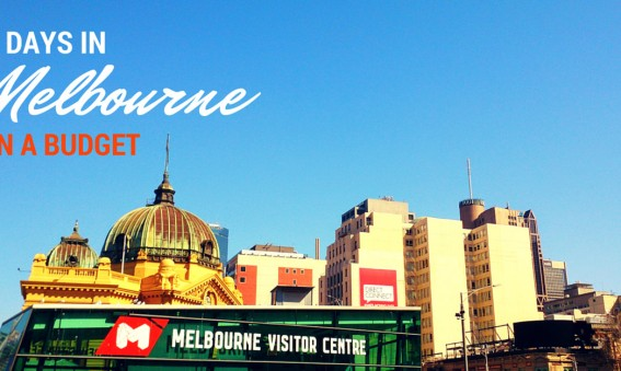 Three Days in Melbourne On A Budget