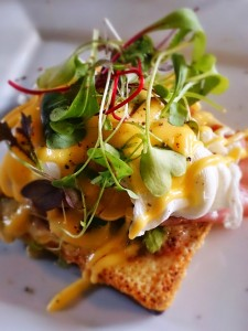 Melbourne Cafe Food