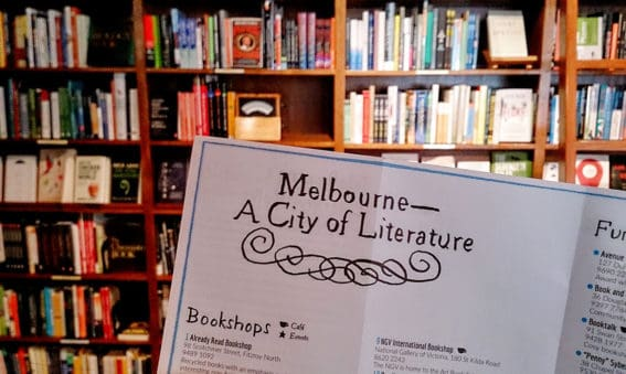 Melbourne City of Literature