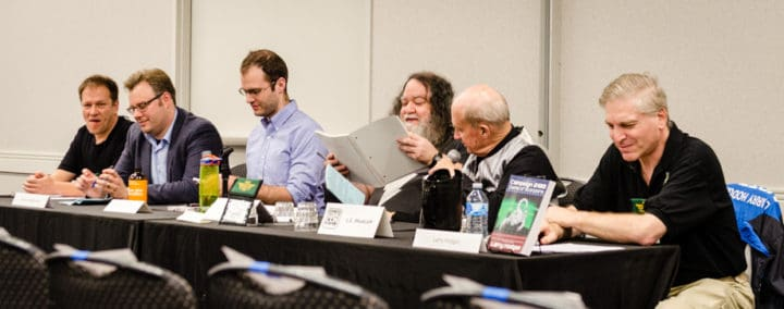 World Fantasy Convention Panel