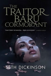 The Traitor Baru Cormorant Book Cover