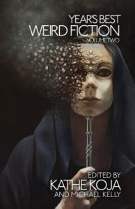 Year's Best Weird Fiction Book Cover