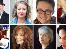 Header image of Genre fiction authors