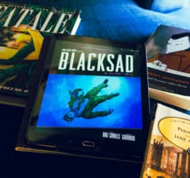 Blacksad Fatale book covers