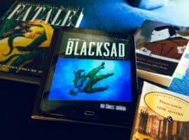 Blacksad Fatale book covers