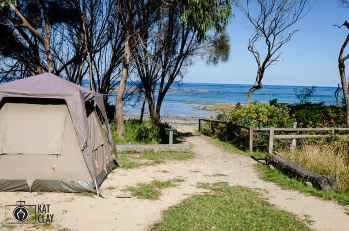 Blanket Bay Campsite