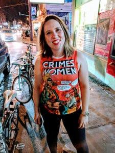 Kat Clay at Noir at the Bar