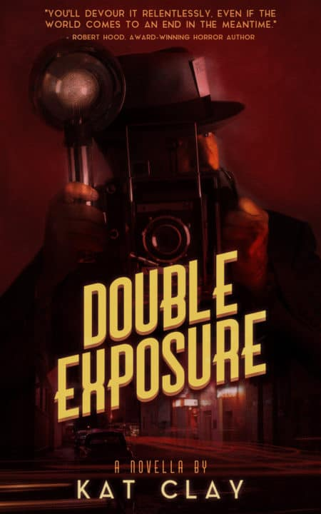 Double Exposure by Kat Clay Book Cover
