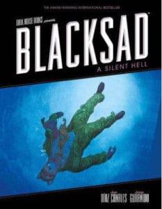 Blacksad Book Cover