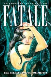Fatale book cover