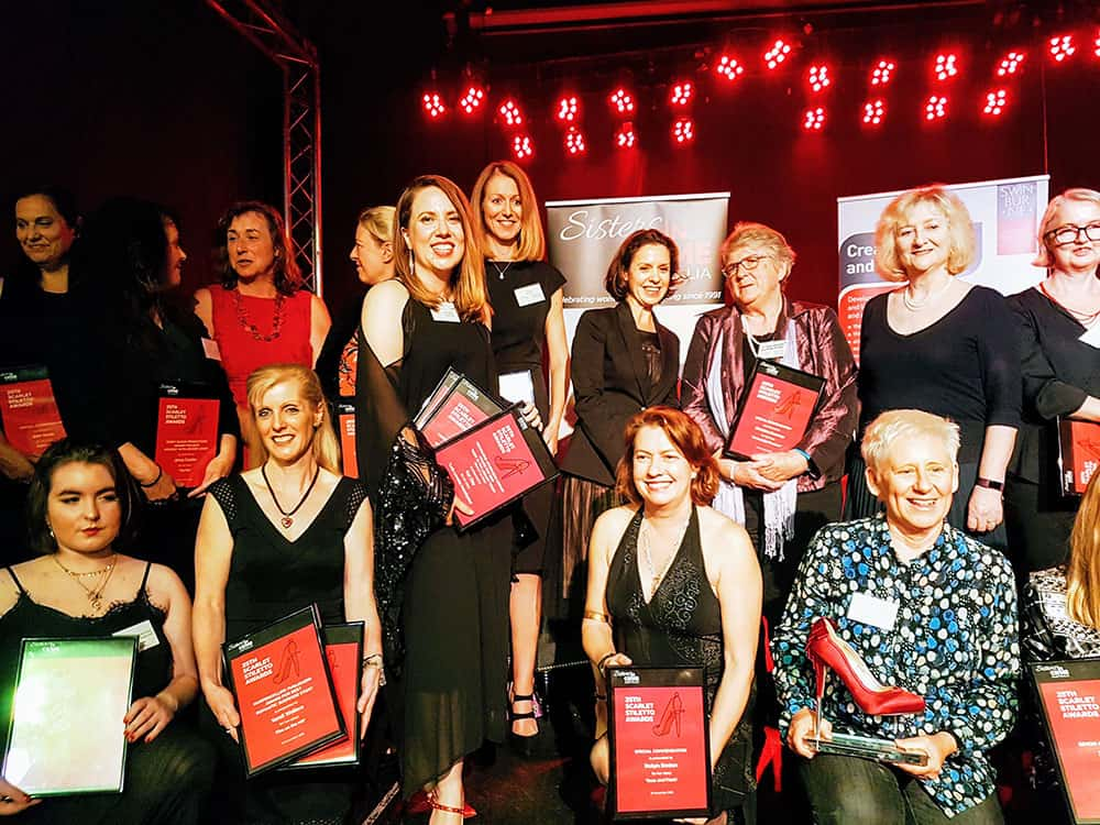 All the Scarlet Stiletto Winners for 2018
