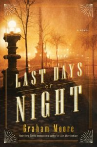Last Days of Night book cover