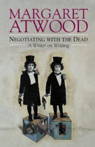 Negotiating with the Dead book cover